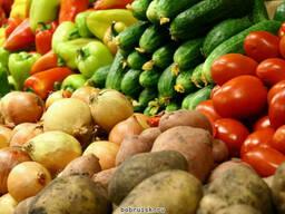 Покупаем овощи