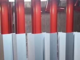 Выездное газопламенное полимерное нанесение