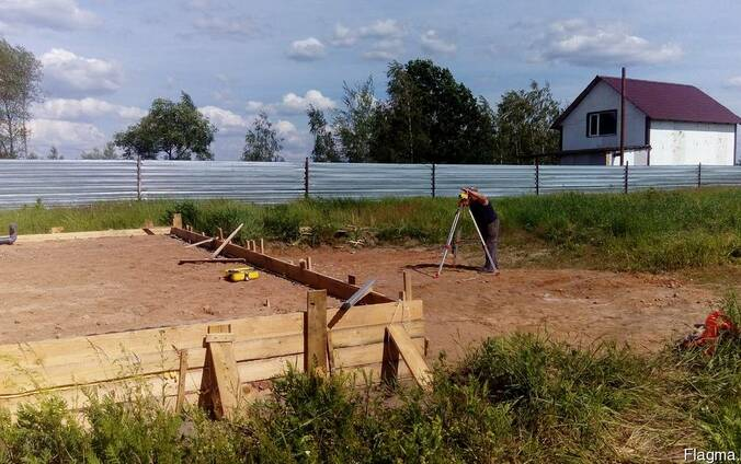 Полный перечень строительных работ