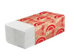 Полотенца бумажные V-сложение, 2 слойн. 200шт/