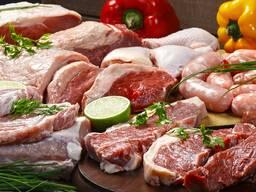 Полуфабрикаты и колбасные изделия в широком ассортименте