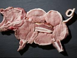 Полуфабрикаты из свинины