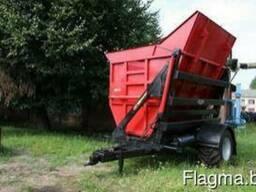 Полуприцеп для перевозки кукурузных початков ППК -10