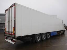Полуприцеп-Рефрижератор Schmitz Cargobull Ferroplast SKO24/L