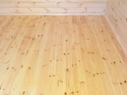 Полы деревянные укладка и ремонт в Гомеле