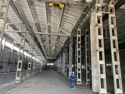 Аренда склада с кран-балкой г. Столбцы