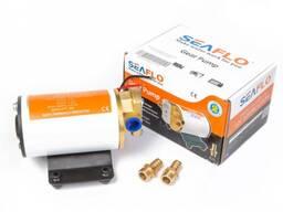 Помпа топливная шестеренчатая SeaFlo SFGP1-032-003-01, электрическая, 3,2GPM, 12V