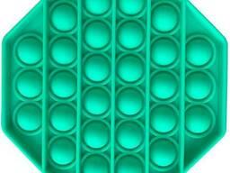 Поп ит (Pop It) однотонный Восьмиугольник