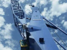 Портовый кран Liebherr LHM 1300