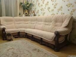 Перетяжка мебели. Обивка. реставрация. Чехлы для мебели.