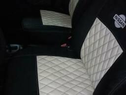Пошив чехлов на сиденья