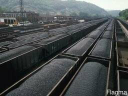 Поставка угля марки Д Г О М С Ш _Д ОМ СШ_ТО МС Ш Coal supply