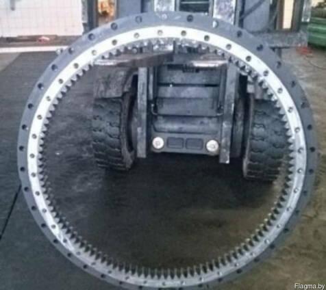 Поворотный круг Liebherr 904 litronic