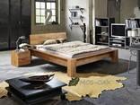 Предлагаем кровати из массива дуба в скандинавском стиле - фото 1