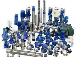 Предлагаем насосы для воды от первого поставщика!
