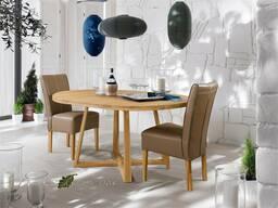 Предлагаем столы обеденные из массива дуба