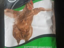 Премикс Фелуцен (П1-2) для кур и др. домашней птиц,1кг.