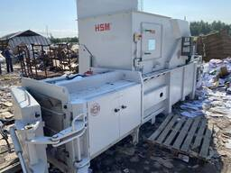Пресс для макулатуры горизонтальный HSM HL 4010