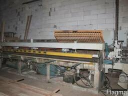 Пресс для сращивания ламелей гидравл.МНZ1546