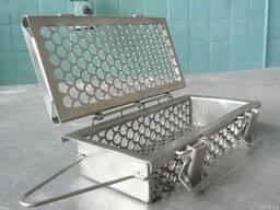 Пресс-формы для копчения мясных изделий из нержавеющей стали