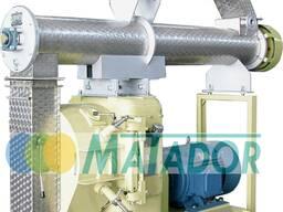 Пресс -гранулятор / Pellet mill (для гранулирования корма)