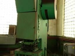 Пресс кривошипный КВ 2132 ус. 160 тн.