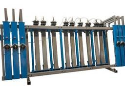 Пресс пневматический для склеивания бруса и щита SLP-PT
