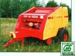 Пресс-подборщик рулонный безременный ПРФ-110 - фото 1