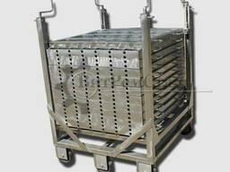 Пресс-рама для копчения или варки колбас