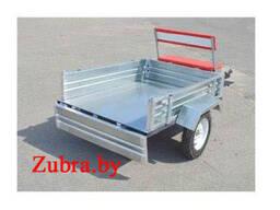 Мотоблочный прицеп ТМ-1300 до 500 кг
