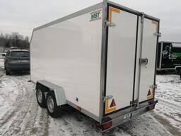 Прицеп-фургон изотермический