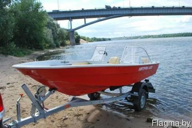 Прицеп лодочный Avtos HB48AA