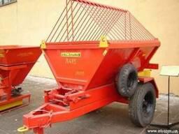 Прицеп-разбрасыватель песка Л-415