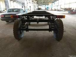 Прицеп-шасси тракторного типа ПТ 7