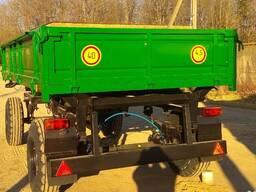 Прицеп тракторный 2ПТС-4,5 (усиленный)