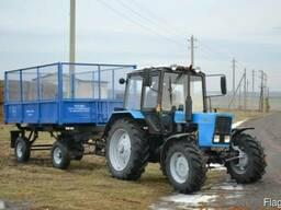 Прицеп тракторный самосвальный 2 птс -4, 5