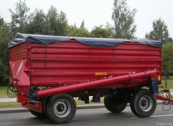 Прицеп тракторный самосвальный 2ПТС-14