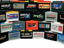 Прием и продажа аккумуляторов