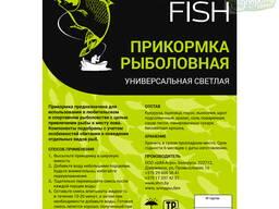 Прикормка рыболовная