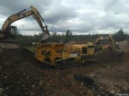 Принимаем в переработку различные строительные отходы, снос