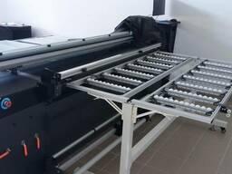 Принтер промышленный широкоформатной УФ печати