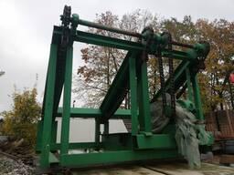 Пристаночная механизация для лесопилки