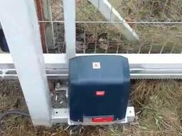 Привод (автоматика) bft для откатных ворота
