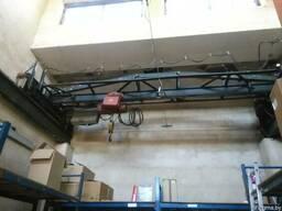 Продаем мостовой однобалочный кран - фото 1