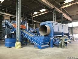 Продается Линия сортировки полимеров 10-30 тыс. тонн