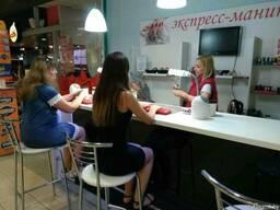 Продается нейл-бар (маникюрный салон) в крупном ТЦ