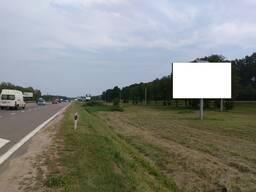 Продам Билборды двухсторонние, 4х8м (выезд-въезд из Минска) 5шт