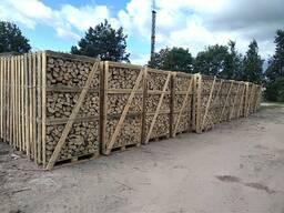 Продам дрова колотые: дуб, граб, ольха, береза