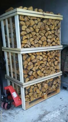 Продам дрова колотые (работаем только на экспорт)