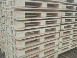 Продам (НОВЫЕ) евроаналоги деревянных поддонов 1-2 сорта